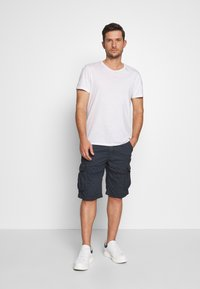 Cars Jeans - DURRAS - Shorts - navy - 1