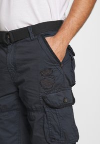 Cars Jeans - DURRAS - Shorts - navy - 5
