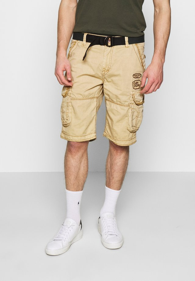 DURRAS - Shorts - olive