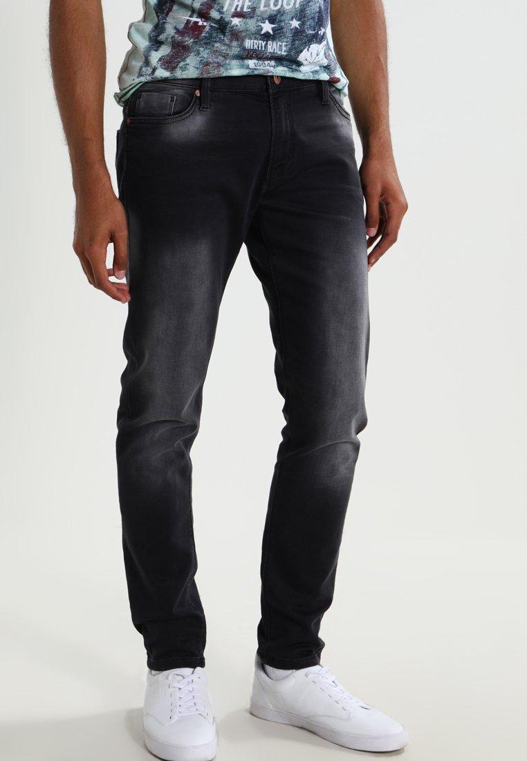 Cars Jeans - ANCONA  - Slim fit jeans - black used