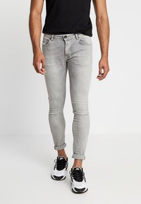 Cars Jeans - DUST - Jeans Skinny Fit - grey used - 0