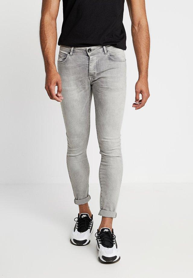 DUST - Skinny džíny - grey used