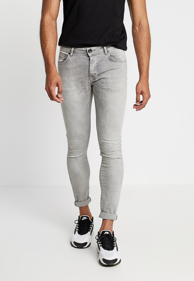 Cars Jeans - DUST - Jeans Skinny Fit - grey used