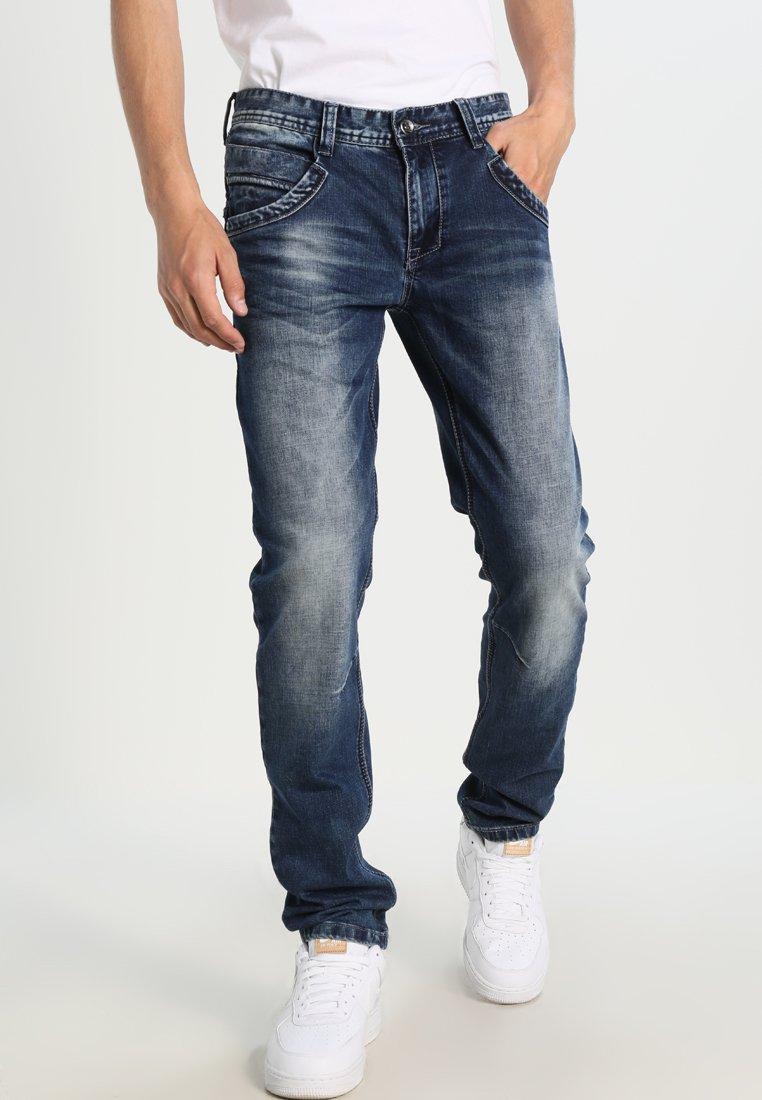 Cars Jeans - BLACK STAR - Jeans slim fit - stone used