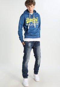 Cars Jeans - BLACK STAR - Jeans slim fit - stone used - 1