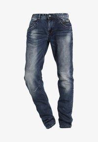 Cars Jeans - BLACK STAR - Jeans slim fit - stone used - 3