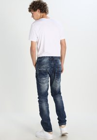 Cars Jeans - BLACK STAR - Jeans slim fit - stone used - 2