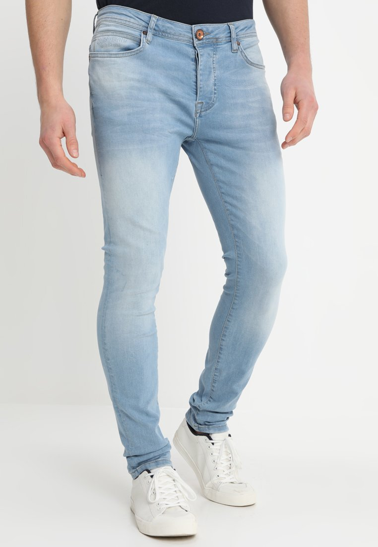 Cars Jeans - DUST - Jeansy Skinny Fit - stone bleached