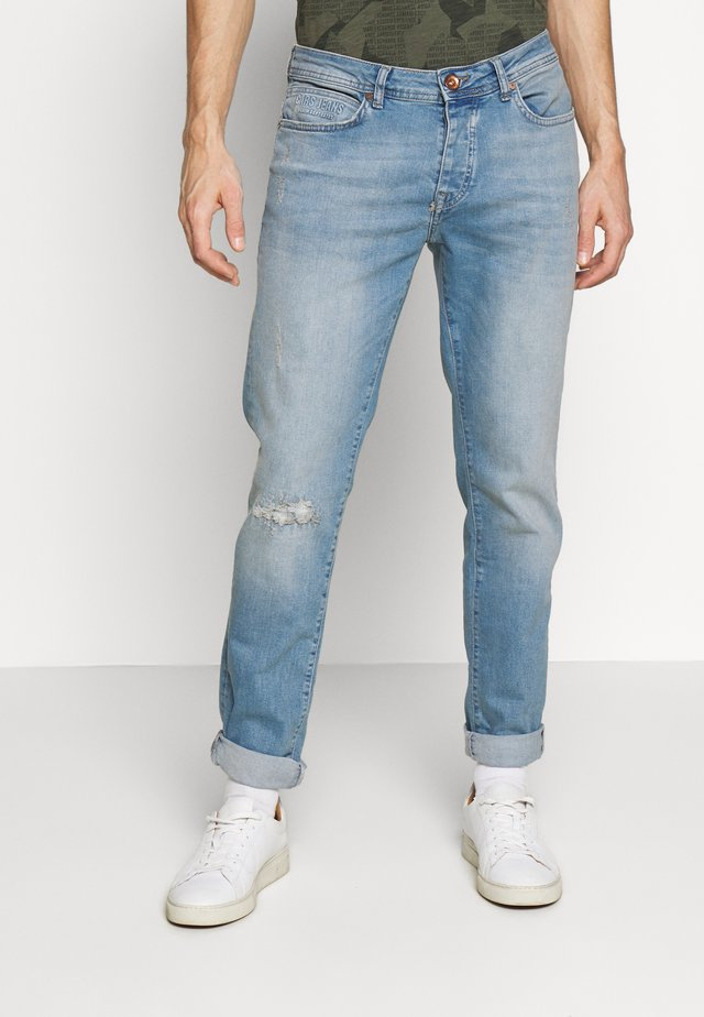 DUST - Jeans Skinny Fit - blue wash