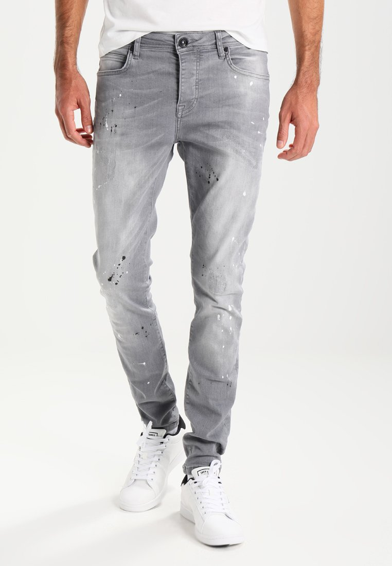 Cars Jeans - CAVIN - Jeans Slim Fit - grey used