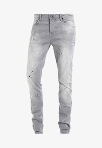 Cars Jeans - CAVIN - Slim fit jeans - grey used - 5