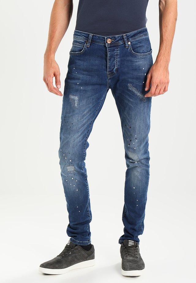 CAVIN - Slim fit jeans - dark used