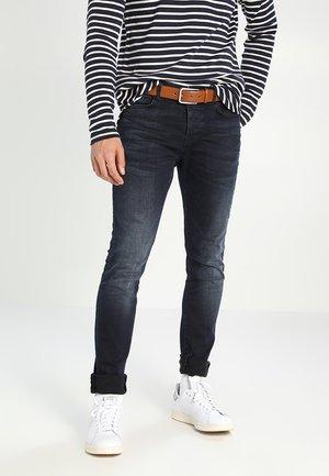 DUST - Jeans Skinny Fit - blue/black