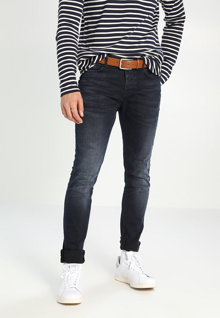 Cars Jeans - DUST - Vaqueros pitillo - blue/black