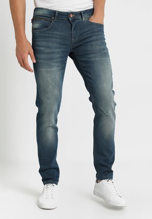 ATKINS - Jeans slim fit - forest blue