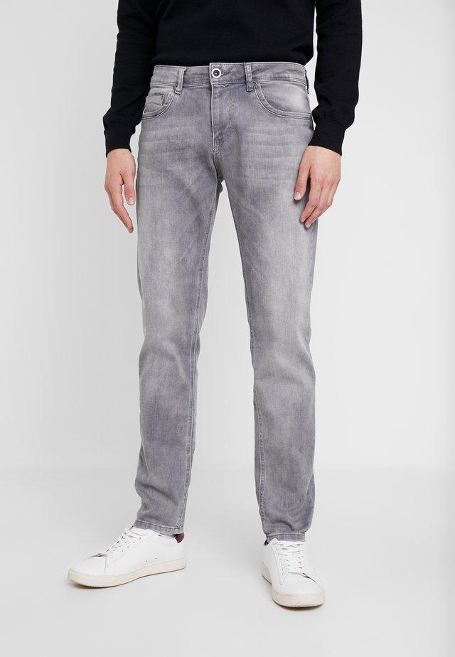 THRONE - Džíny Slim Fit - grey used