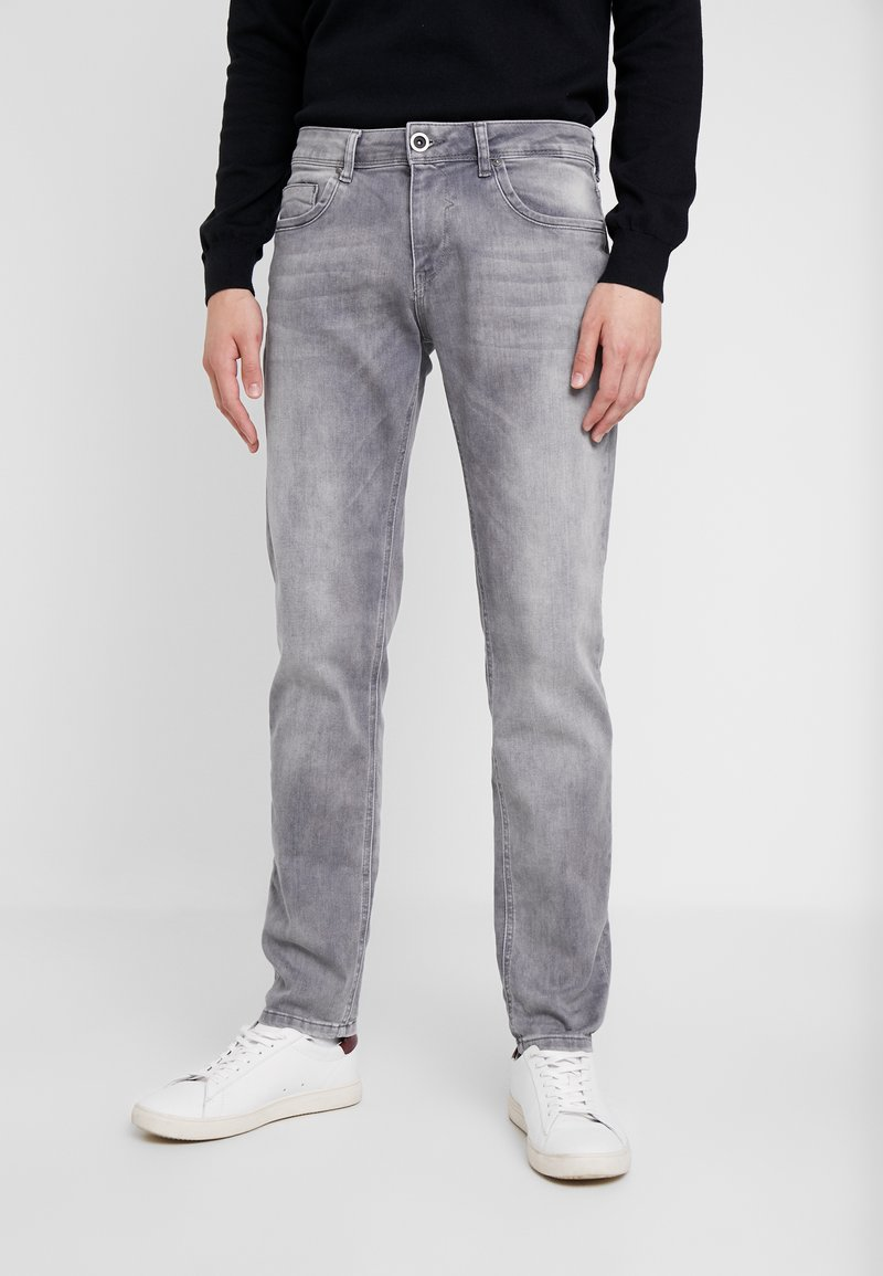 Cars Jeans - THRONE - Slim fit jeans - grey used