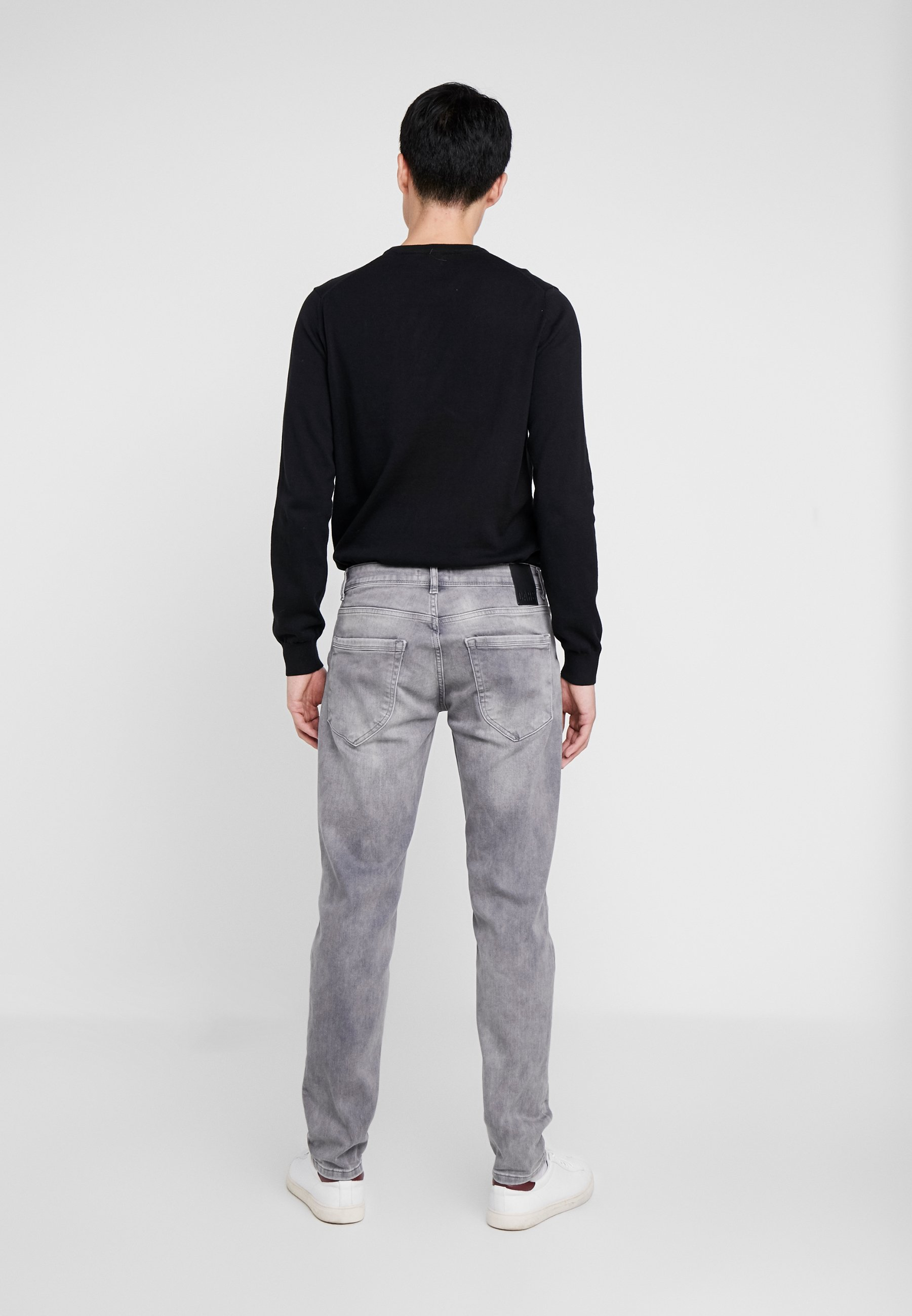 Cars Jeans Throne - Slim Fit Grey Used