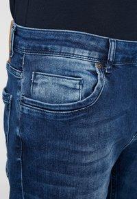 Cars Jeans - THRONE - Džíny Slim Fit - dark used - 3