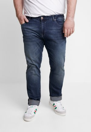 SHIELD PLUS - Jeans Slim Fit - dark used
