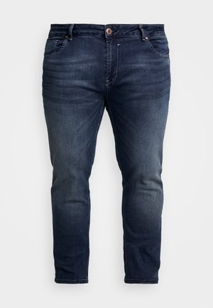 SHIELD PLUS - Slim fit jeans - dark used