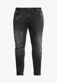Cars Jeans - BLAST PLUS - Jean slim - black used - 4