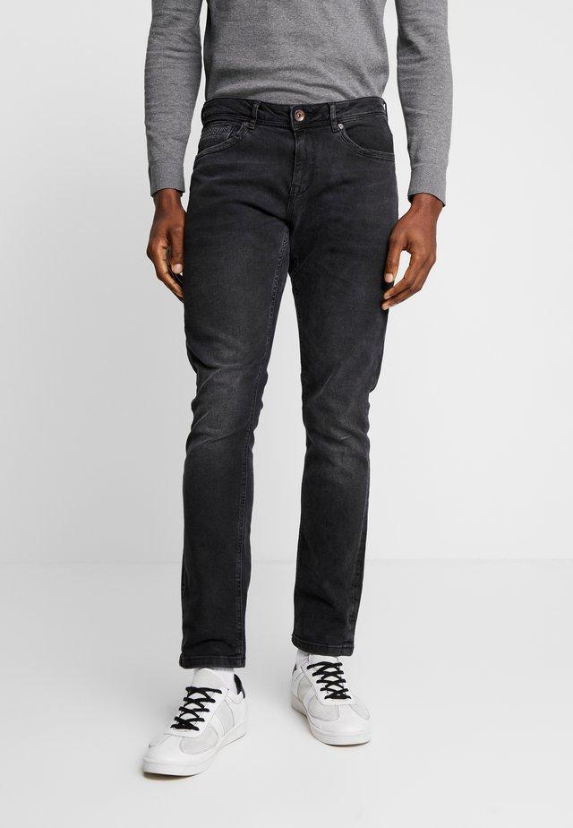 DOUGLAS - Jeans Straight Leg - black used