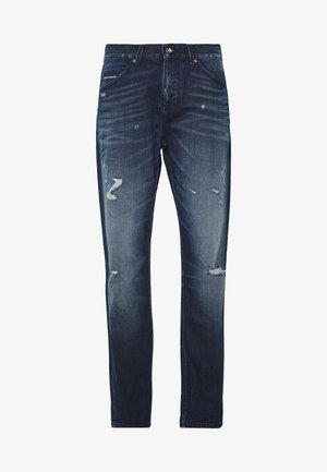 ROCKFORD - Slim fit jeans - dark used