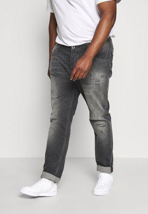 STARK PLUS - Slim fit jeans - grey used