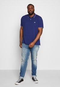 Cars Jeans - STARK PLUS - Slim fit jeans - vintage stone - 1