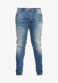 Cars Jeans - STARK PLUS - Slim fit jeans - vintage stone - 4