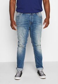 Cars Jeans - STARK PLUS - Slim fit jeans - vintage stone - 0