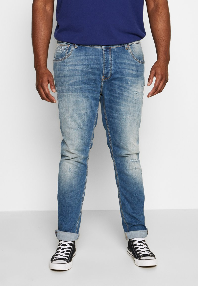 Cars Jeans - STARK PLUS - Slim fit jeans - vintage stone