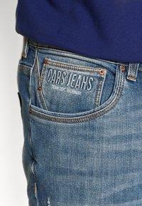 Cars Jeans - STARK PLUS - Slim fit jeans - vintage stone - 3