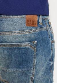Cars Jeans - STARK PLUS - Slim fit jeans - vintage stone - 5
