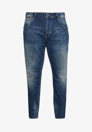 STARK PLUS - Slim fit jeans - dark used
