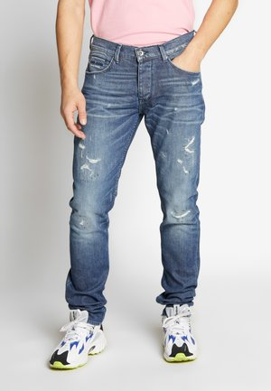 CASTLE  - Jeans slim fit - blue denim