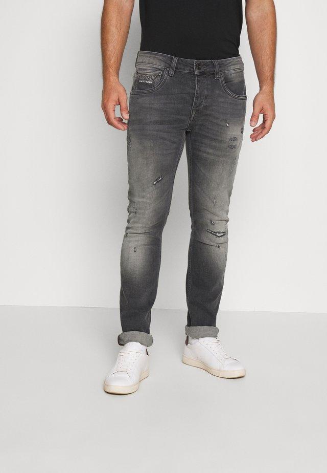 STARK - Slim fit jeans - grey