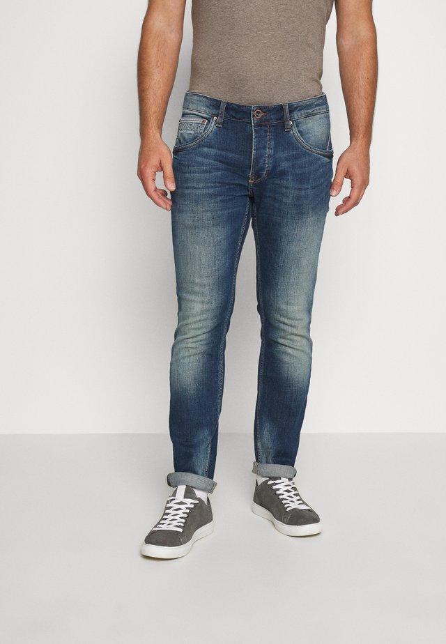 STARK - Slim fit jeans - dark used