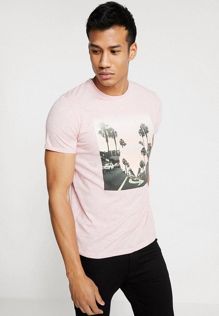 Cars Jeans - PANNI - T-Shirt print - light pink