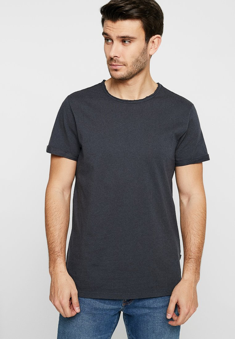 Cars Jeans - HECTOR - T-shirts basic - anthra