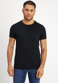 Cars Jeans - HECTOR - T-shirt basic - black - 0