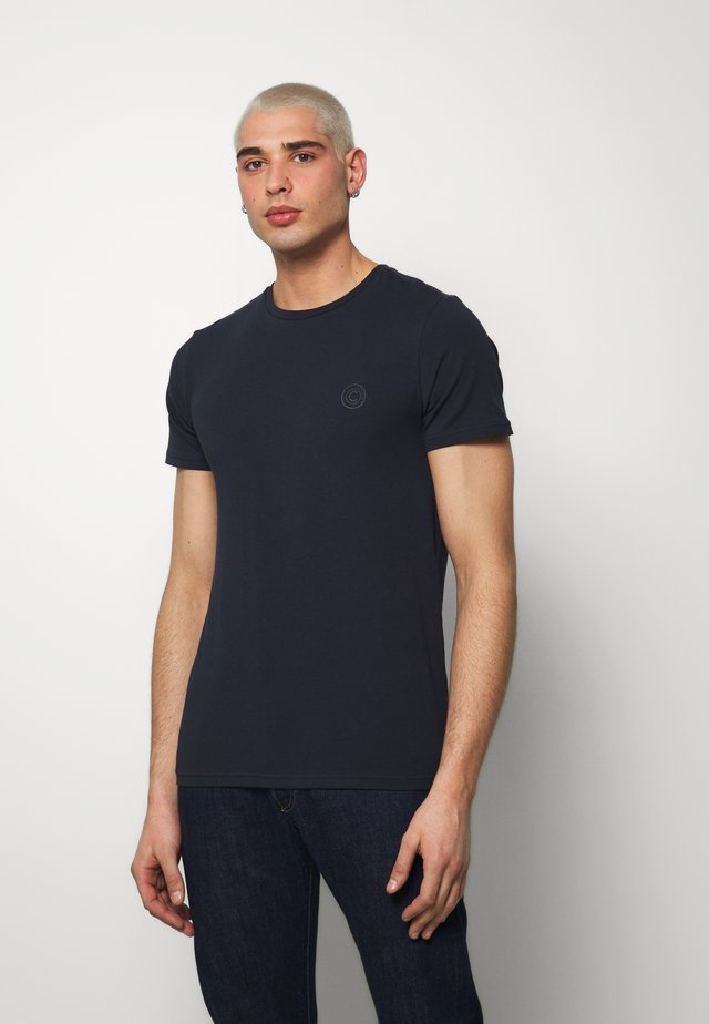 FULTON - T-shirt basic - navy