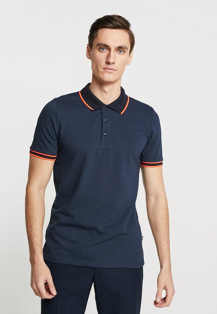 Cars Jeans - MORENO - Koszulka polo - navy
