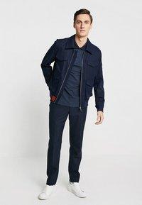 Cars Jeans - MORENO - Koszulka polo - navy - 1