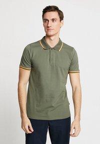 Cars Jeans - MORENO - Poloshirt - army - 0