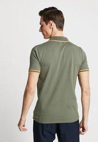 Cars Jeans - MORENO - Poloshirt - army - 2