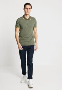 Cars Jeans - MORENO - Poloshirt - army - 1