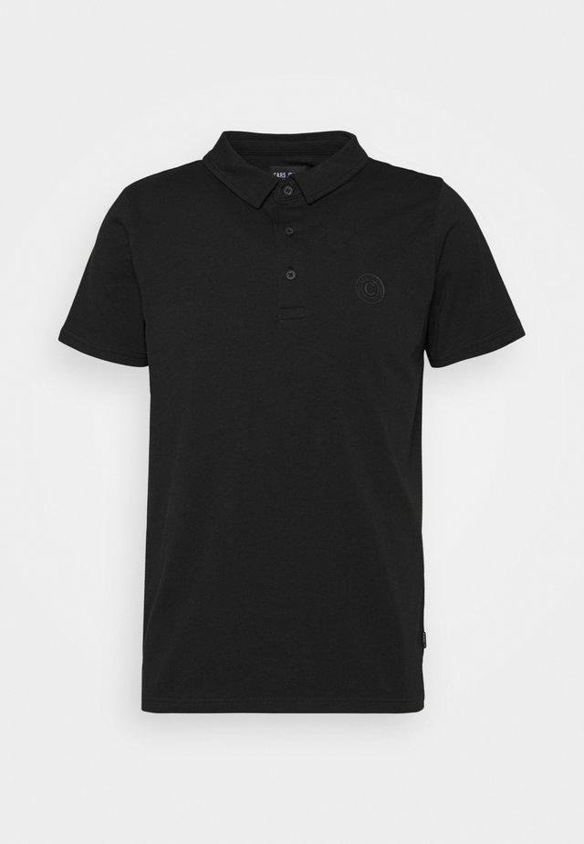 MORRIS - Poloshirt - black