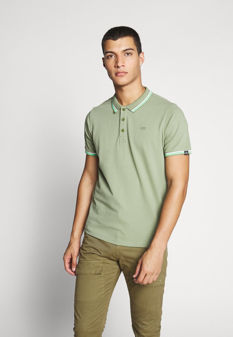 Cars Jeans - MONTEREY - Polo - light olive